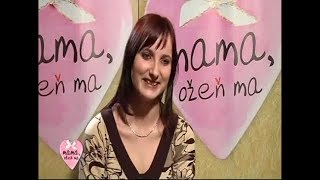 Romantický tanec Dominiky a Miška (MAMA, OŽEŇ MA!)