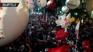 'Temer must go': 1,000s of protesters demand Brazilian president's resignation