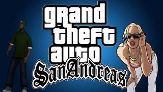 """Ela quer pau"" Parodia - GTA San Andreas"