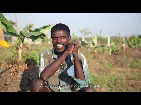 Building opportunities beyond disabilities through organic farming