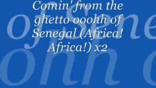 Akon - Senegal With Lyrics
