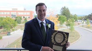 2016 Vermont Athletics Hall of Fame - Mike Gabel '05
