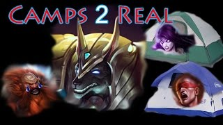 League of Legends: Haven't been camped this hard in awhile ...