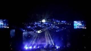 2009 7/16 American Idol Tour Staples center - Adam Lambert 3 (Muse  - Starlight)