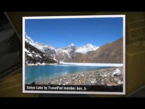 """Khumbu Trekking part 2: Gorak Shep – Gokyo – Lukla"" Ben_b's photos around Kathmandu, Nepal"