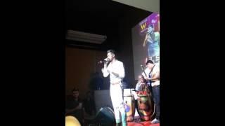 """""""Seras Mia""""-/-LilSilvio&TheVega En Live"""