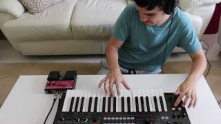 ZELDA LOOP - Songs On Synth #3
