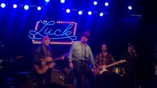 Billy Joe Shaver with Willie Nelson & Family @Luck Reunion 3/16/17