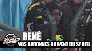 """René l'auteur de """"Vos daronnes elles boivent du Sprite SMR"""" #PlanèteRap"""
