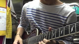 太極 - 留住我吧 guitar solo cover