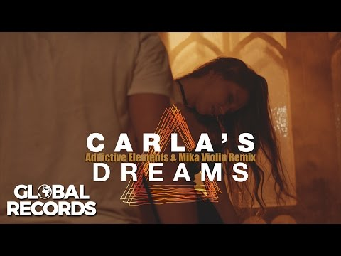 Carla's Dreams - Треугольники | Addictive Elements & Mika Violin Remix
