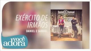Daniel & Samuel - Porta do Templo (Álbum Exército de Irmãos) [Áudio Oficial]