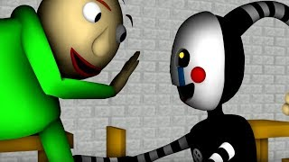 FNAF SFM 4th Of July Special: The Project (Baldi Five Nights At Freddy's Animation)