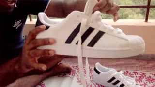 Adidas superstar 2 white full on review