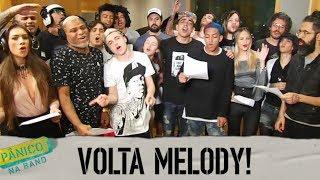 CLIPE OFICIAL: CAMPANHA VOLTA MELODY!