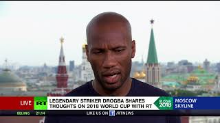 Drogba: 'When African players lose, they go 'It's God's will' width=