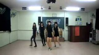[Dance cover] Goodbye Baby - Miss A by Rain girls ( B-Girls )