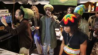 Chronixx - Iyah Walk (Live at Kingston Dub Club)