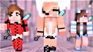 "Minecraft Song Lyric Music Video ""Boys Cant Beat Me"" Psycho Girl 2 Minecraft Song"