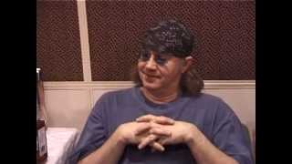 Ian Paice of Deep Purple - Talking backstage with the band (Taken from 'Around The World Live)