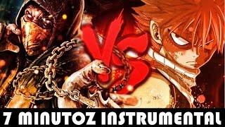 Instrumental   Natsu VS. Scorpion  Duelo de Titãs (7 Minutoz)