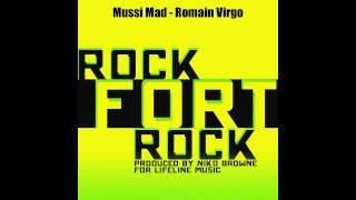 Romain Virgo -  Mussi Mad - Rockfort Rock Riddim