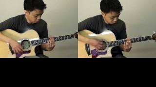 Paramore - Crushcrushcrush Acoustic Instrumental