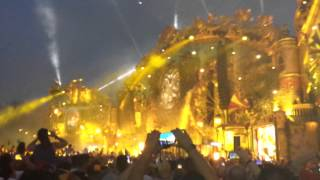Tomorrowland 2014 - David Guetta - Anuncio Tomorrowland Brasil 2015 - 20/07/2014