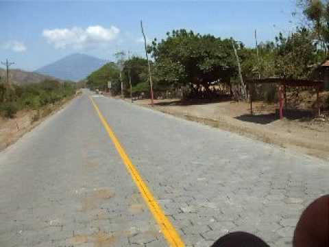 Broken Bus on Ometepe