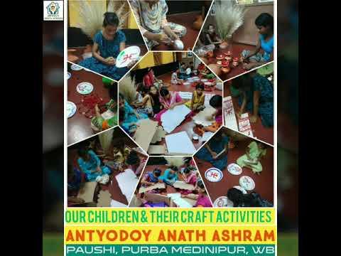 Antyodoy Anath Ashram, Paunsi, Midnapore East, West Bengal