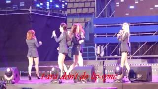 티아라 T-ara Roly Poly Acapella Live