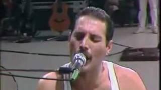 Bohemian Rapsody live(Queen)
