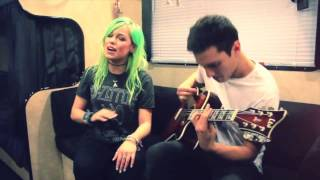 Tonight Alive - The Fire (Acoustic)