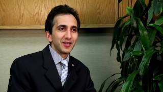 Kasra Pournadeali, ND -  Why are You an AANP Member?