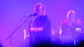 "Radiohead ""No Surprises"" - Live @ Zénith, Paris - 23/05/2016 [HD]"