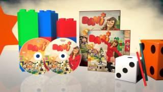 Comercial | DVD DAVI | Crianças Diante do Trono