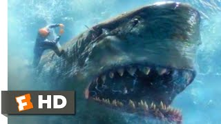 The Meg (2018) - I'm Going to Make It Bleed Scene (10/10)   Movieclips