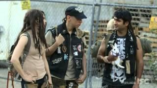 Portlandia Gutter Punks