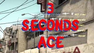 CS:GO Malaysia - The 3 Seconds Ace