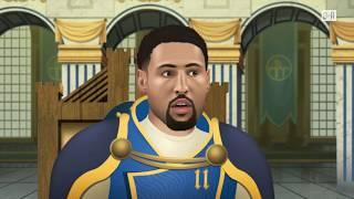 NBA 權力的遊戲 第五季 第一集 金州的夏天 中文字幕