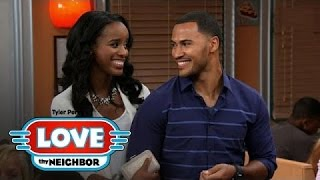 Danny Falls Head Over Heels for His New Wife | Tyler Perry's Love Thy Neighbor | OWN