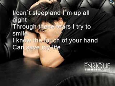 Be With You de Enrique Iglesias Letra y Video