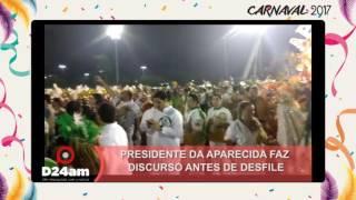 Presidente da Aparecida dedica desfile à Nossa Senhora Aparecida