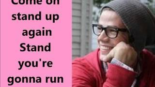 Glee-Stand lyrics
