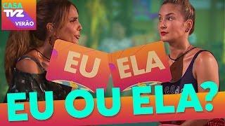 Eu ou Ela? | Ivete Sangalo + Claudia Leitte | Casa TVZ Verão