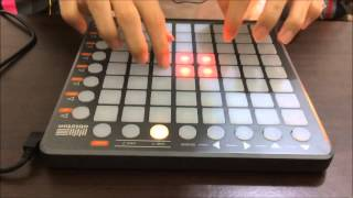 Meg & dia Monster DotEXE remix Launchpad Performance LOL