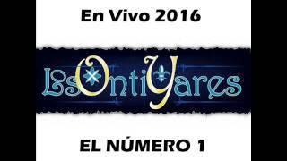 El Número 1 - Ontiyares - En Vivo Marzo 2016 (Cover)