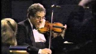 ITZHAK PERLMAN - WINTER FROM VIVALDI'S FOUR SEASONS - ALLEGRO - PART 3/3