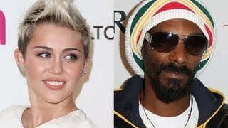 Miley Cyrus and Snoop Dogg 'Ashtrays and Heartbreaks' **NEW SONG** 2013 Album!!