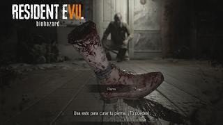 Resident Evil 7 - Coge tu pierna..